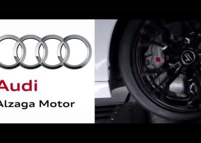 Vídeomarcadores de San Mamés | Spot Audi Alzaga