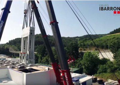 Vídeo Maniobra de Elevación | Grupo Ibarrondo