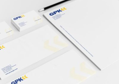 Identidad corporativa | GPK