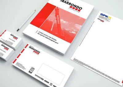 Identidad corporativa | Grupo Ibarrondo
