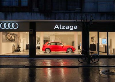Presentación A3 Sportback | Audi Alzaga