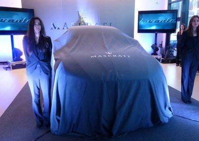 Presentación del nuevo Maserati Levante | Maserati Bilbao