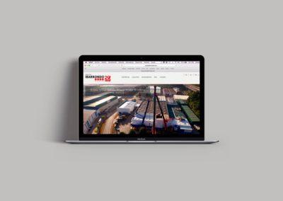 Web corporativa | Grupo Ibarrondo