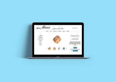 E-commerce | Joyería Álvarez