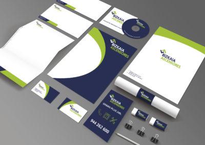 Branding | Bizkaia Ascensores