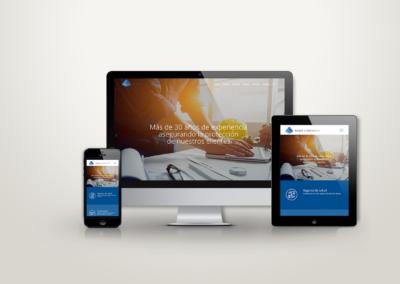 Web Corporativa | Baqué y Asociados