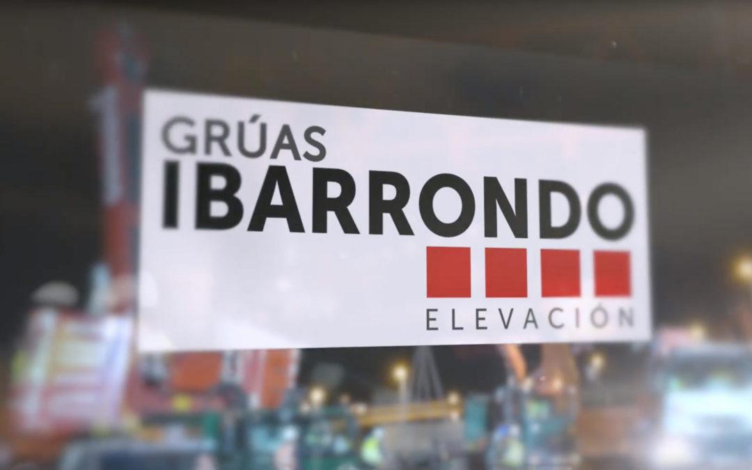 Vídeo Puente Super Sur | Grúas Ibarrondo