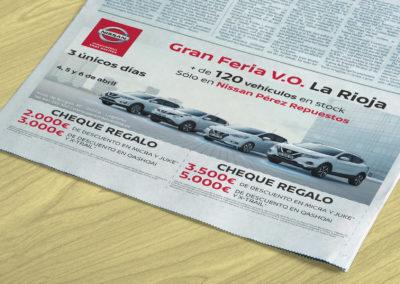 Original para prensa | Nissan Pérez Repuestos
