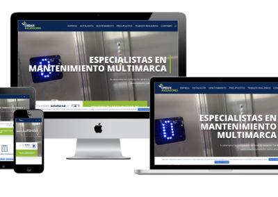 Web Corporativa | Bizkaia Ascensores