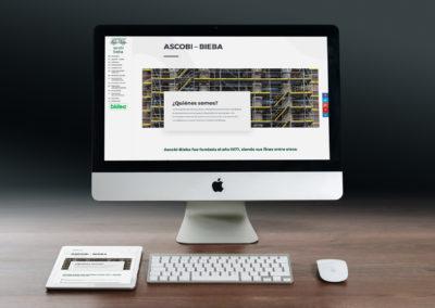 Web corporativa | Ascobi — Bieba