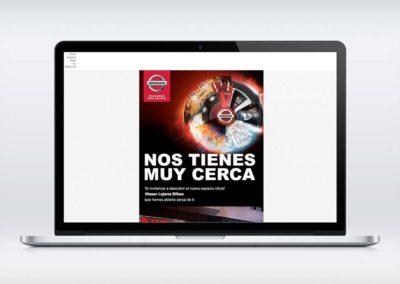 Mailing | Nissan Lejarza