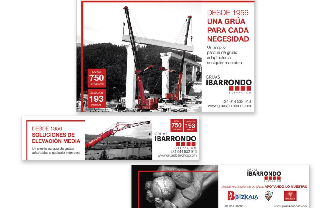 Original para prensa | Grúas Ibarrondo